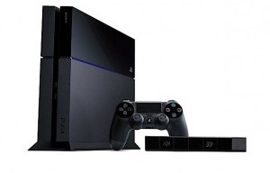 Sony Unveils the PS4 Hardware