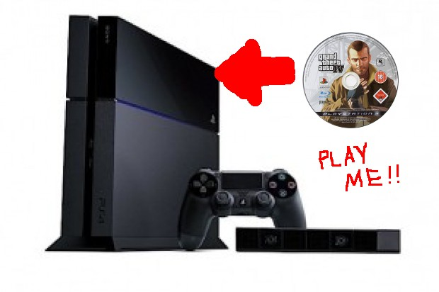 PS4 Will let you buy games on Disc and not force you to Authenticate