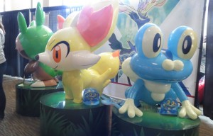 PAX Coverage: Pokemon X & Y, Nintendo 2DS