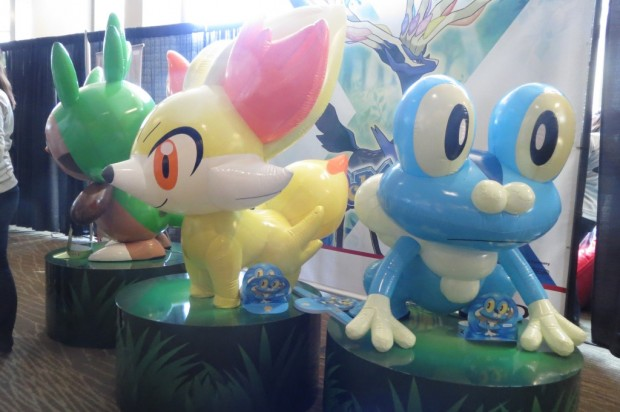PAX Coverage: Pokemon X & Y, Nintendo 2DS