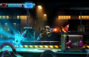Mighty No. 9: Unreal Engine Test Footage