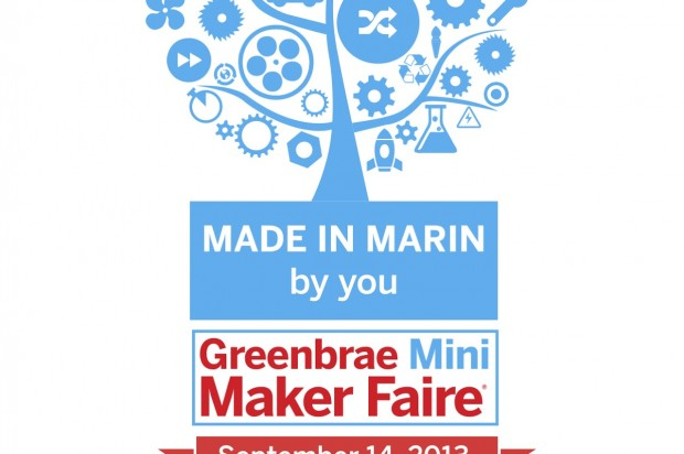 Mini Maker Fair Greenbrae 3D Printed Iron Man