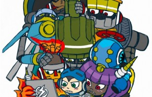 Mighty No. 9 twitch tv now!