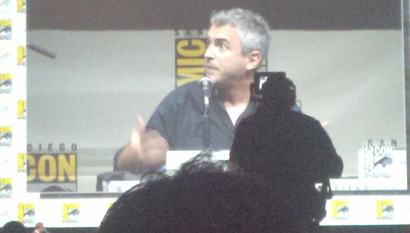 Alfonso Cuaron CC13