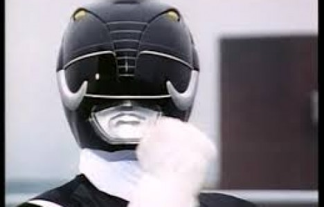 Black Ranger gets pulled over by Police!