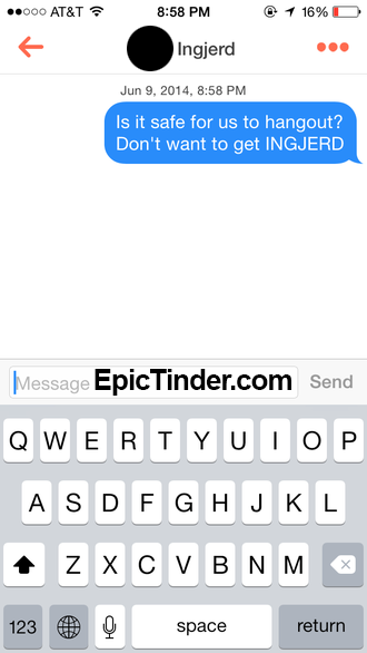funny tinder conversations in 2014